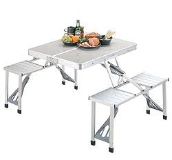 一体型テーブルセット