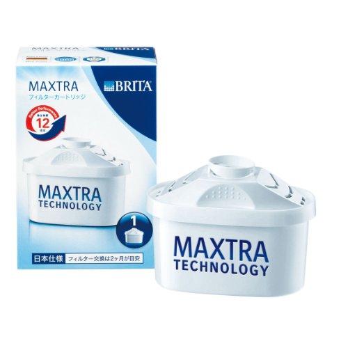 BRITA (ブリタ) ポット型浄水器 ナヴェリア (1.3リットル)