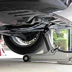 純正ローダウン仕様車に使える油圧ジャッキ