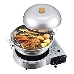 手作りの燻製が楽しめる燻製鍋