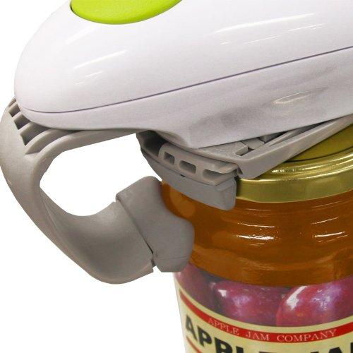 ワンタッチ 自動ビンオープナー BIN ARC (ビンアーク) 【電動式】 DOJO01