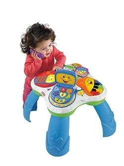 どこから手を伸ばしても楽しく遊べて色々学べる!