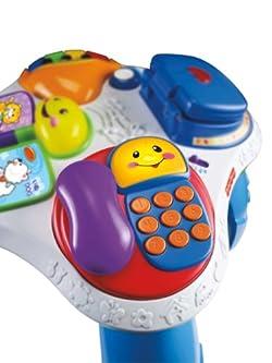 4つのおもちゃと4つのモードで16通りの遊び方