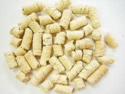 トイレに流せる木製猫砂 7L 粒の形状