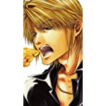 最遊記RELOAD XFVGA(480×854)壁紙 ピザを食べようとしている玄奘三蔵