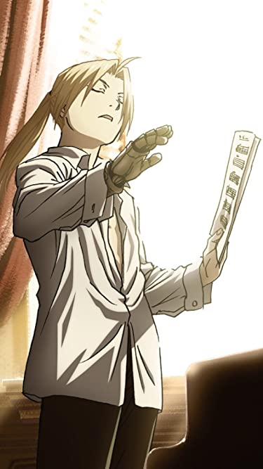 鋼の錬金術師  iPhone/Androidスマホ壁紙(540×960)-1 - エドワード・エルリック(鋼の錬金術師)