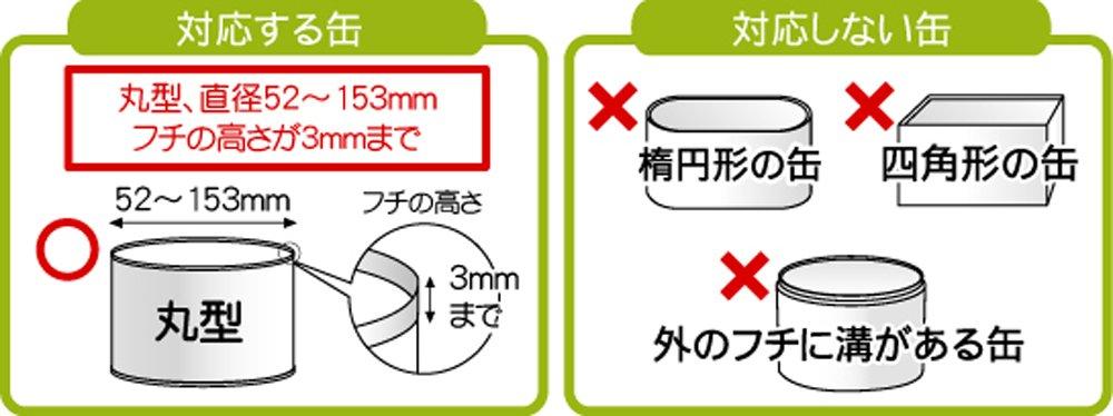 カンアーク 自動で缶詰を開封! DOCO-02