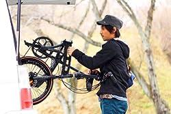 コンパクト&軽量。折りたたみ自転車の真価
