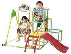 組み立ても片付けも簡単!たくさん遊べる遊具が登場!