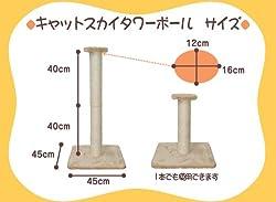 2本でロング83cm、1本でショート43cm
