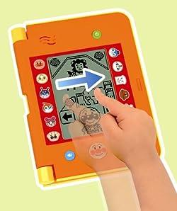操作は指タッチ&スライド操作だから直感的でカンタン
