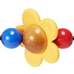 カラフルなボールやお花