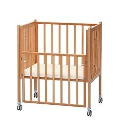 床板の調節と前枠扉の開閉2