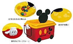 アイコンがいっぱいのcuteなおもちゃ箱