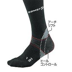 足底の機能を支え、かかとのグラつきを抑える独自製法