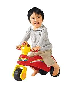 アンパンマンのバイク型足けり乗用が登場!!