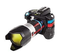 一眼レフカメラモチーフのカメラモード