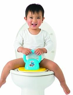 赤ちゃんのお尻にフィットするデザインです。