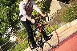 既成概念を覆す、独自開発の折りたためるロードバイク