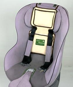 もちろんチャイルドシートにも装着可能!