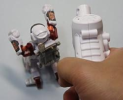 コントローラーの動きに合わせてロボットもパンチ!
