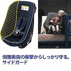 側面衝突から包み込むように守るサイドガード