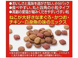 食べやすい、「丸」と「四角」の小粒タイプ