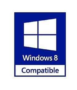 Windows8へも完全対応