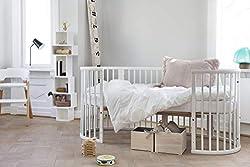 お子さまとともに成長するベッド
