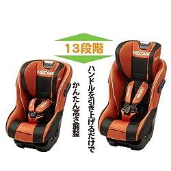 13段階ヘッドレスト可動(肩連動)