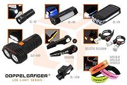DOPPELGANGER LEDライト シリーズ