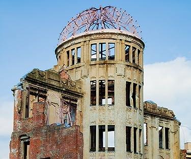 世界遺産  iPhone/Androidスマホ壁紙(960×800)-1 - Atomic Bomb Dome(Hiroshima Peace Memorial)