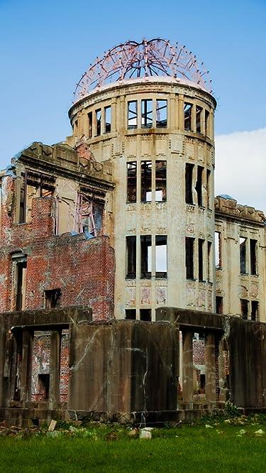 世界遺産  iPhone/Androidスマホ壁紙(640×1136)-1 - 広島原爆ドーム