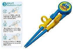 3ステップでお箸の正しい持ち方を練習できるお箸
