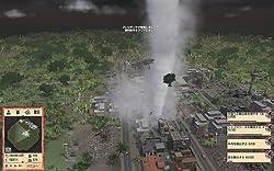 自然災害に注意!