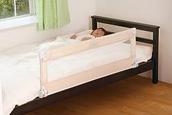 安全で安心なベッドガードです。