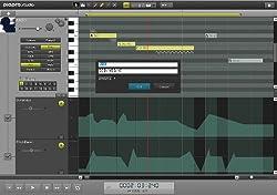 ボーカルエディタ『Piapro Studio』