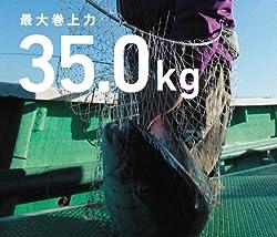 「SMALL MONSTER」最大巻上力35kg