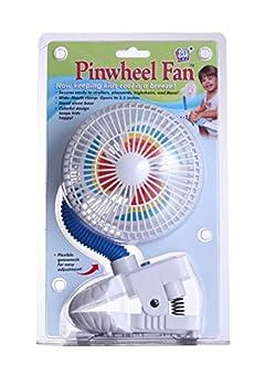 お子さんがおでかけ中に涼しく過ごすための扇風機