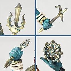 軍荼利明王の持つ武器四種が付属