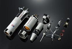 アポロ13号&サターンV型ロケット セット内容
