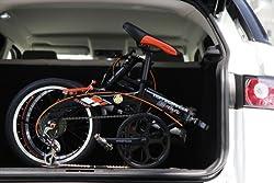 軽量&コンパクト、折りたたみ自転車の真価