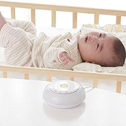 赤ちゃんのお部屋を見守ります。