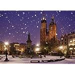 世界遺産 freeサイズ画像 夜明けの中央市場広場