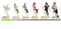 子どもとともに成長する椅子