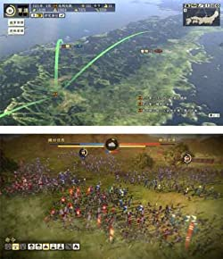 ◆多面作戦が生む、ダイナミックな合戦!