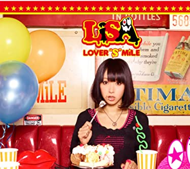 LiSA  iPhone/Androidスマホ壁紙(960×854)-1 - LOVER