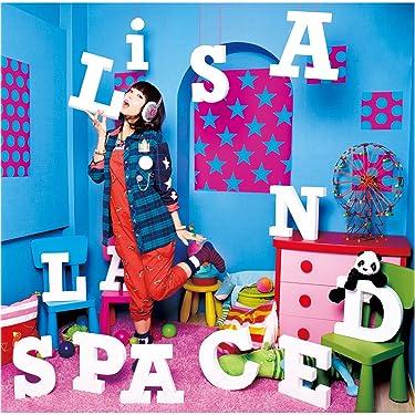 LiSA iPad壁紙 or ランドスケープ用スマホ壁紙(1:1)-1 - LANDSPACE