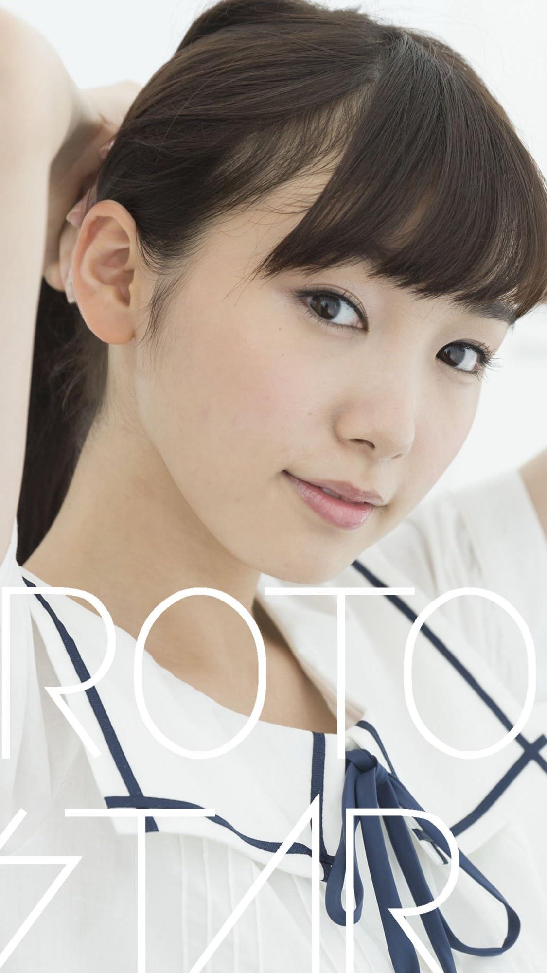 飯豊まりえ PROTO STAR vol.1 iPhone8,7,6 Plus 壁紙 拡大(1125×2001)画像