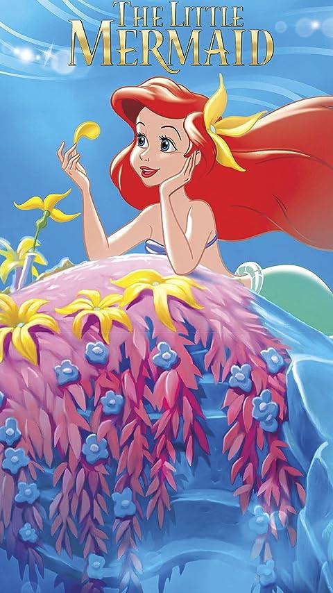 ディズニー The Little Mermaid XFVGA(480×854)壁紙 画像65604 スマポ